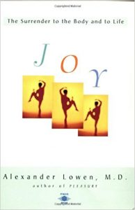 Therapy Resources, Joy The Surrender to the Body and to Life