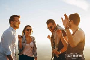Group Therapy Improves Self-Confidence, Leah Benson Therapy