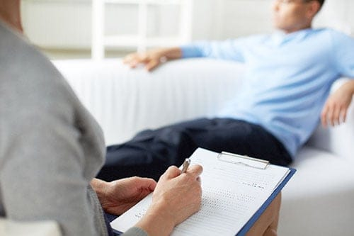 individual therapy and counseling