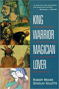 Therapy Resources, King, Warrior, Magician, Lover- Rediscovering the Archetypes of the Mature Masculine