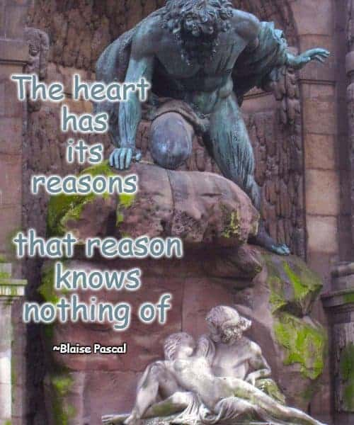 LeahBensonTherapy.com Blog Post the heart has its reasons