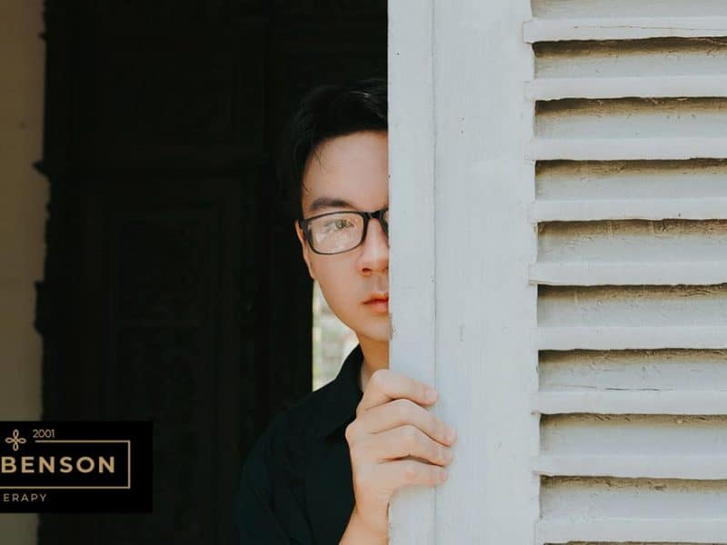 Rationalizing Away Your Emotions - photo of man hiding