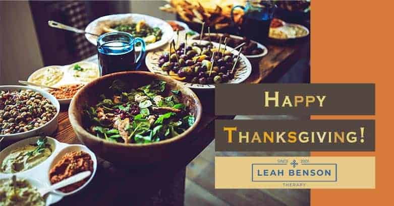 Happy Thanksgiving - holiday family get-togethers