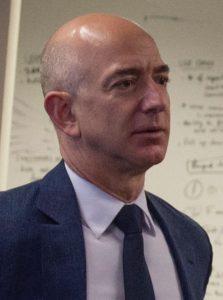 Uncoupling consciously - Jeff and Mackenzie Bezos