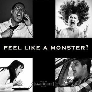 feel like a monster