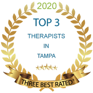 top 3 therapists in tampa logo