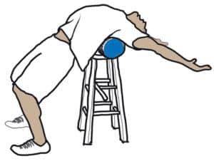 breathing stool