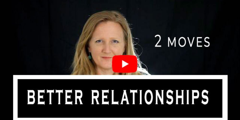 Leah Benson YouTube video, 2 Moves for Better Relationships