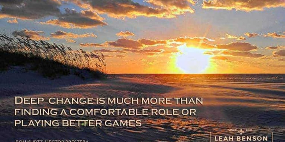 Photo of St Pete Beach with quote,
