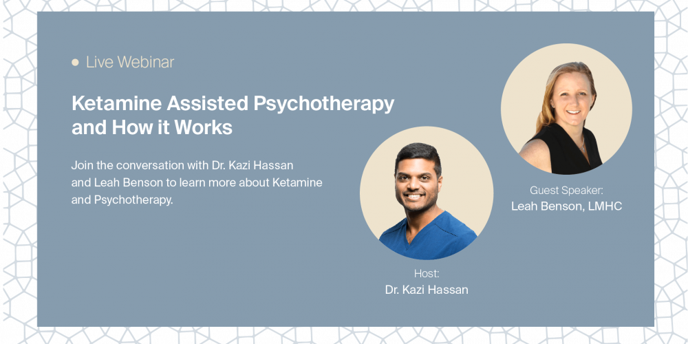 Ketamine Assisted Psychotherapy