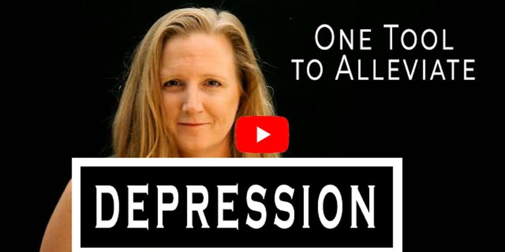 One Simple Tool to Alleviate Depression