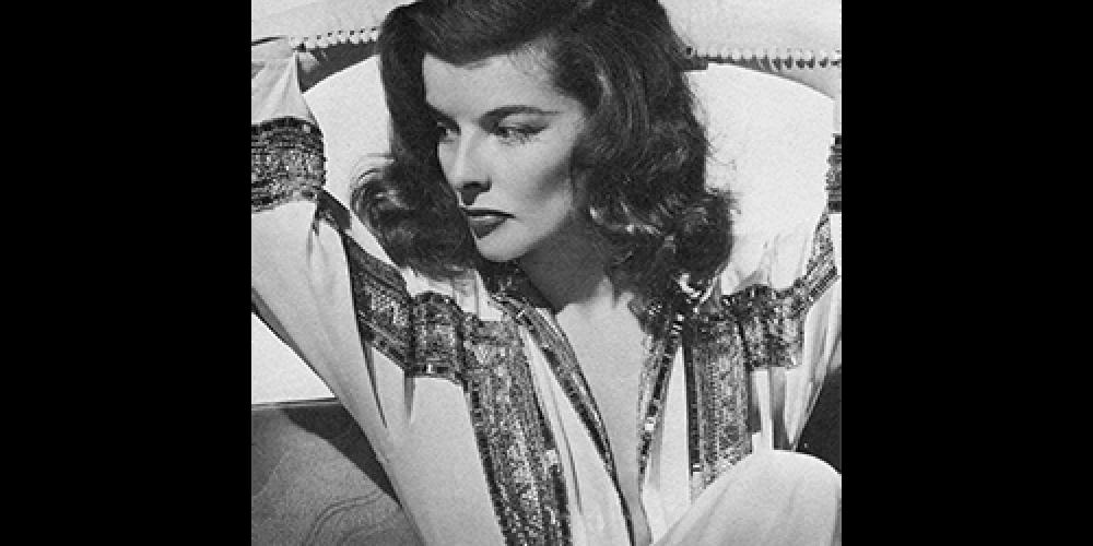 How to Have Poise Photo of Katharine Hepburn