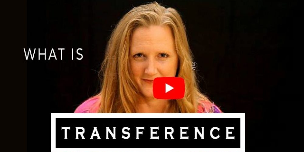 What is Transference?