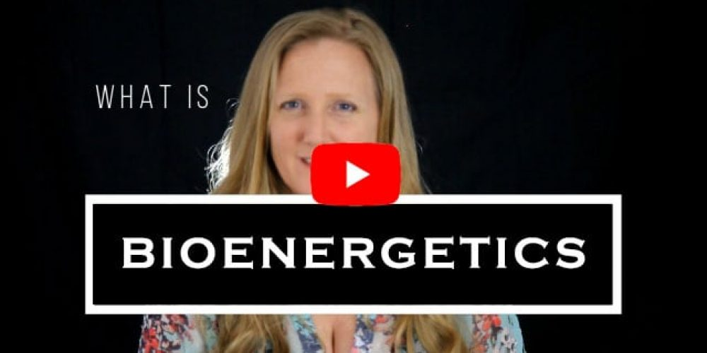 What is Bioenergetic Therapy video