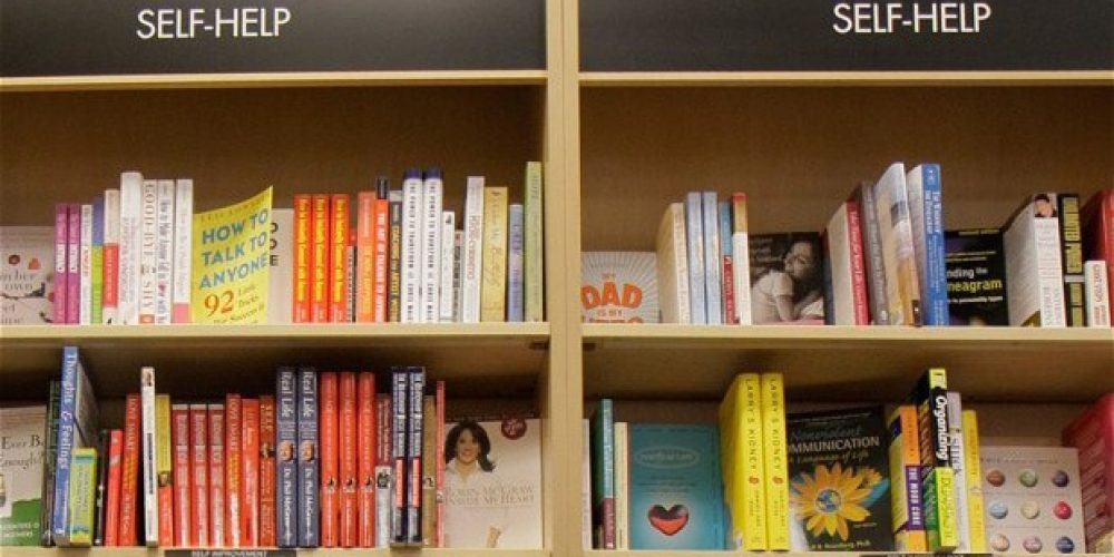 Why Self-Help Books Are Not Psychotherapy