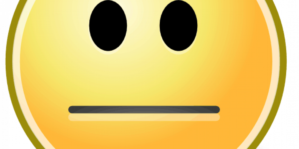 I have everything and I'm still unhappy - EMOTICON